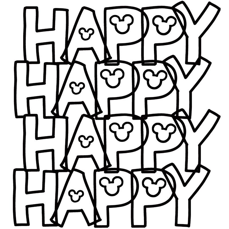 background happy
