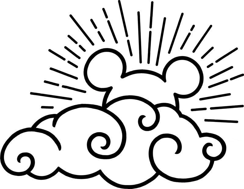 mickey_sun&cloud